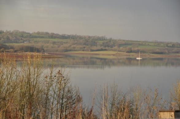 Roadford Lake by Lewis Clarke
